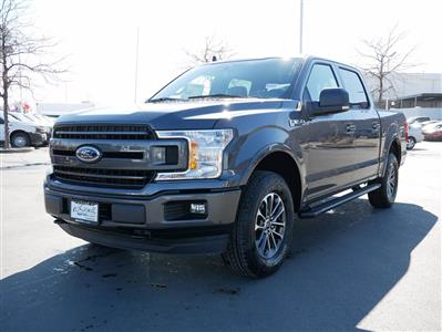 2020 Ford F-150 SuperCrew Cab 4x4, Pickup #85410 - photo 9