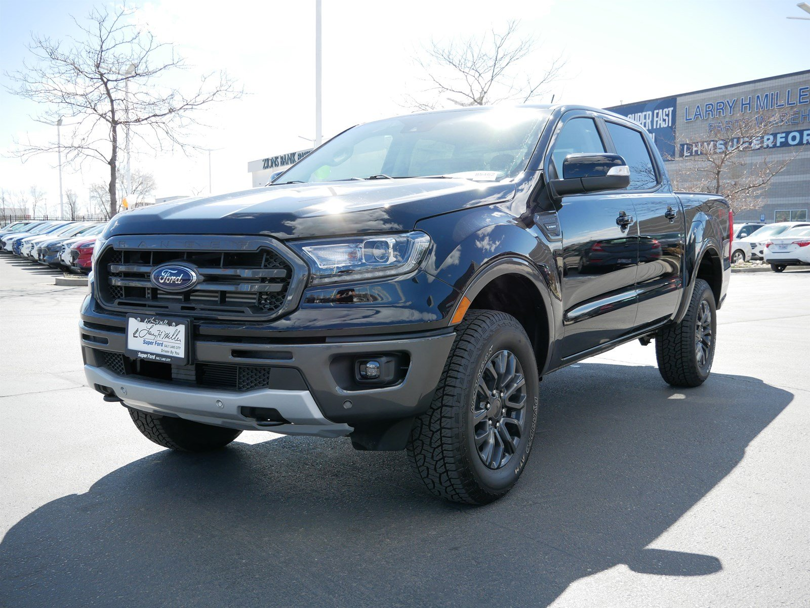 2020 Ford Ranger SuperCrew Cab 4x4, Pickup #85462 - photo 12