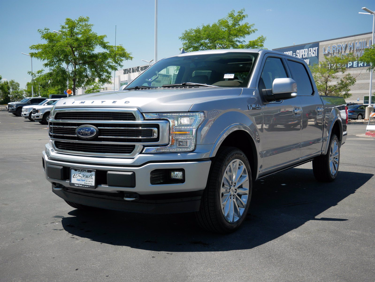 2020 Ford F-150 SuperCrew Cab 4x4, Pickup #85540 - photo 9