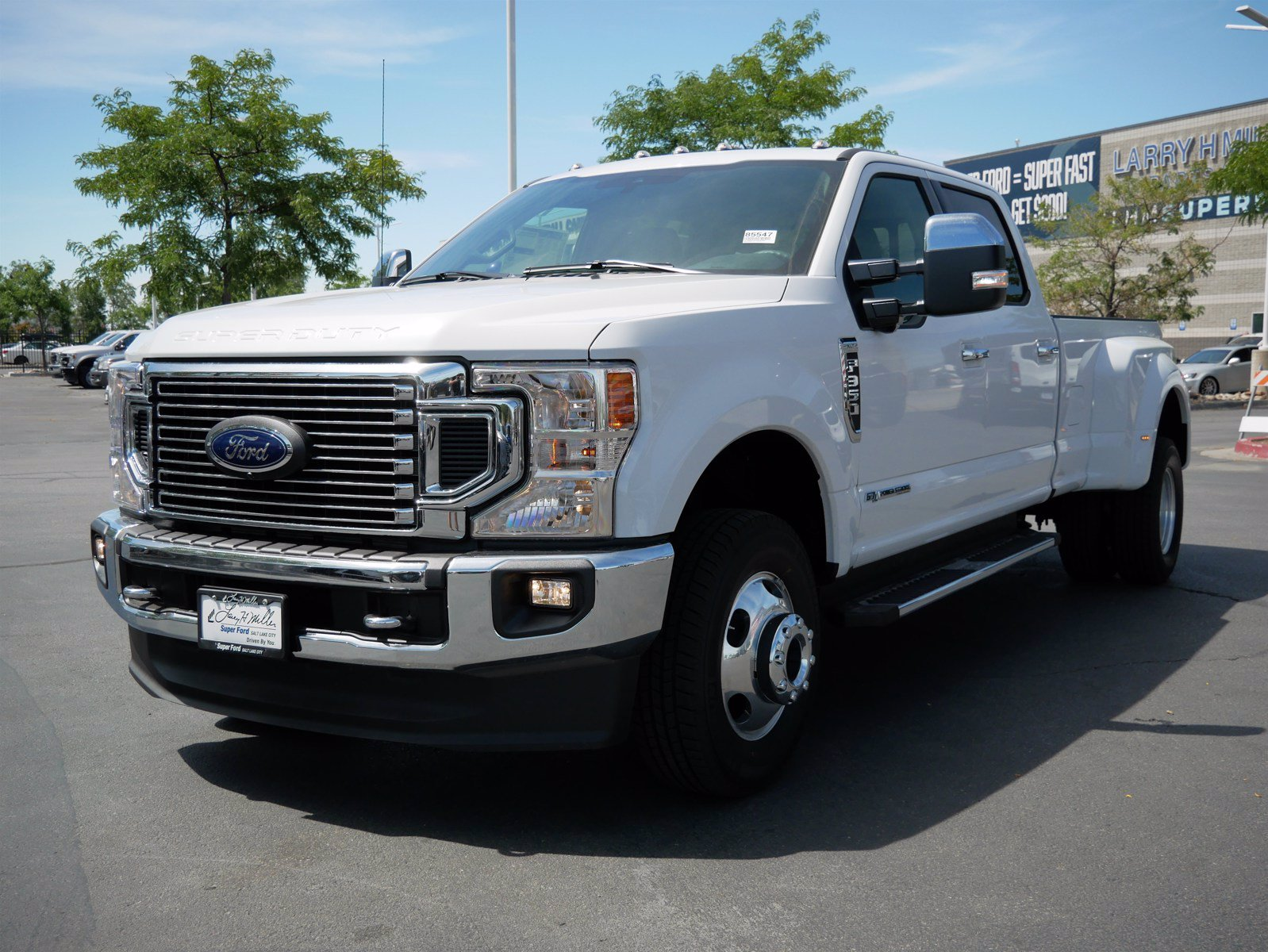 2020 Ford F-350 Crew Cab DRW 4x4, Pickup #85547 - photo 9