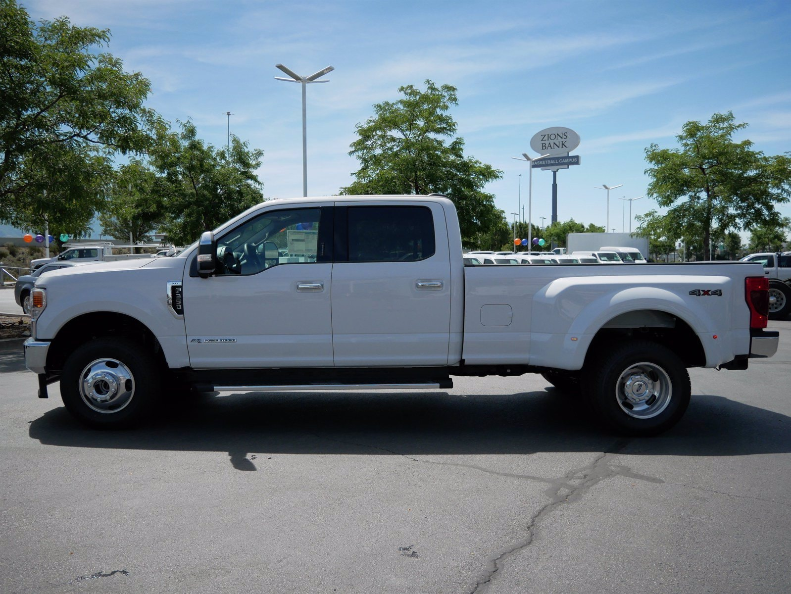 2020 Ford F-350 Crew Cab DRW 4x4, Pickup #85547 - photo 8