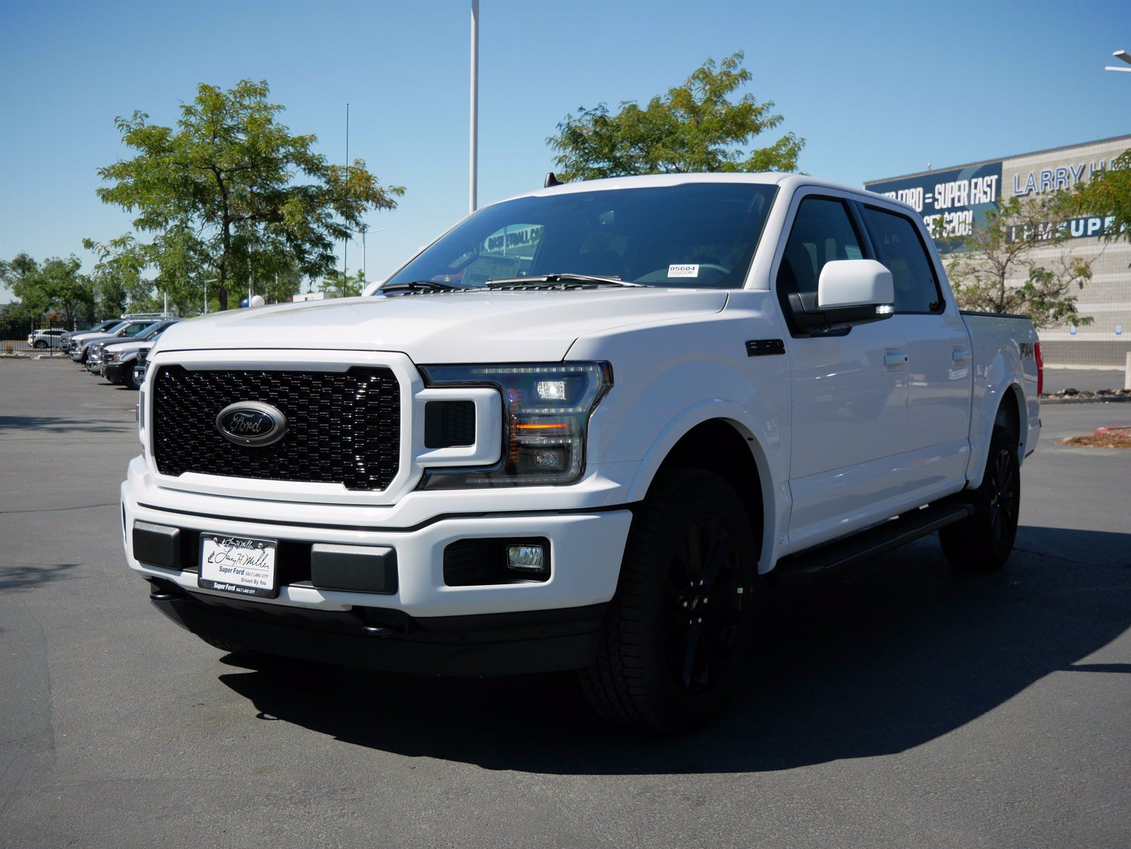 2020 Ford F-150 SuperCrew Cab 4x4, Pickup #85604 - photo 9