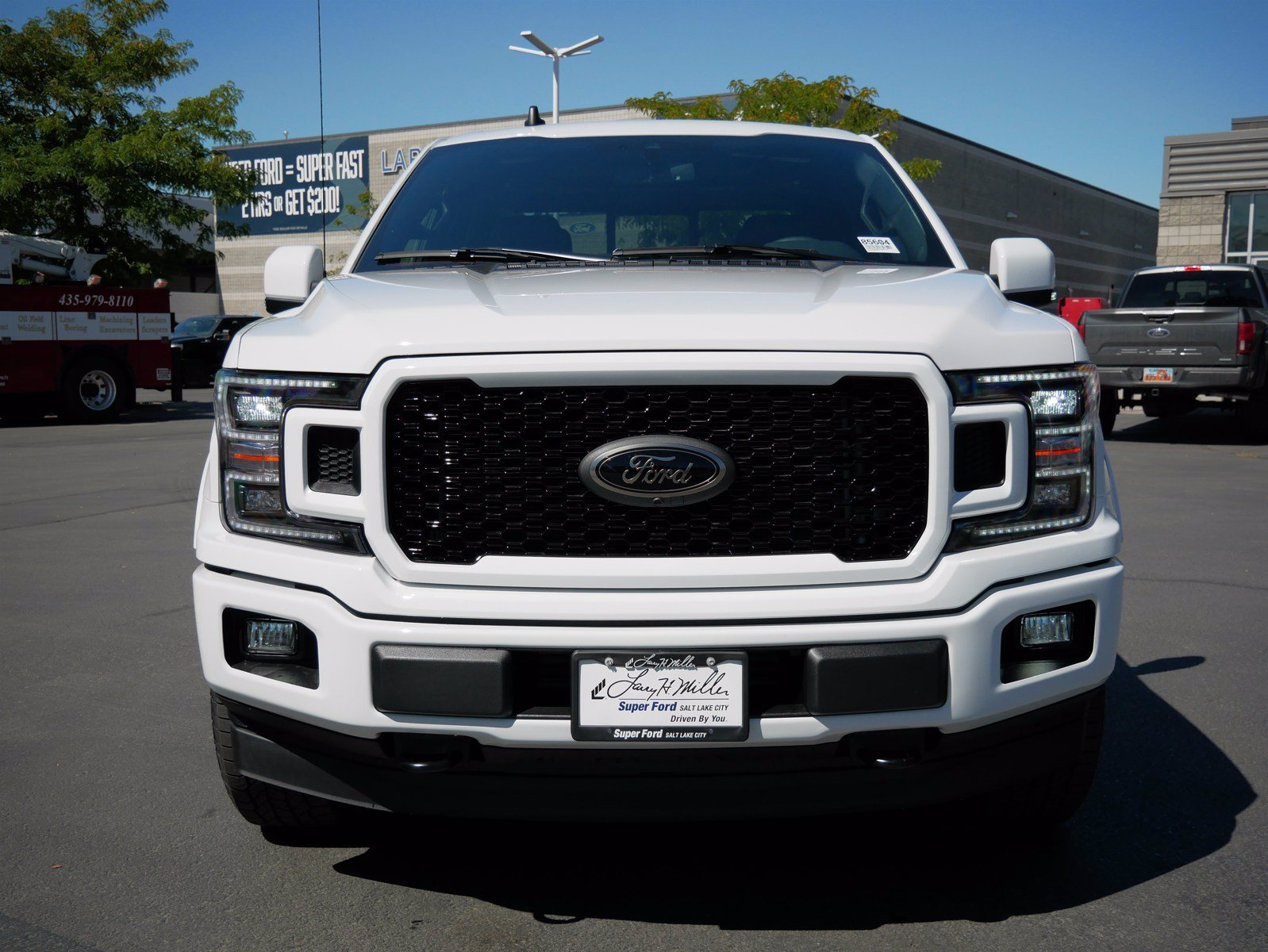 2020 Ford F-150 SuperCrew Cab 4x4, Pickup #85604 - photo 10