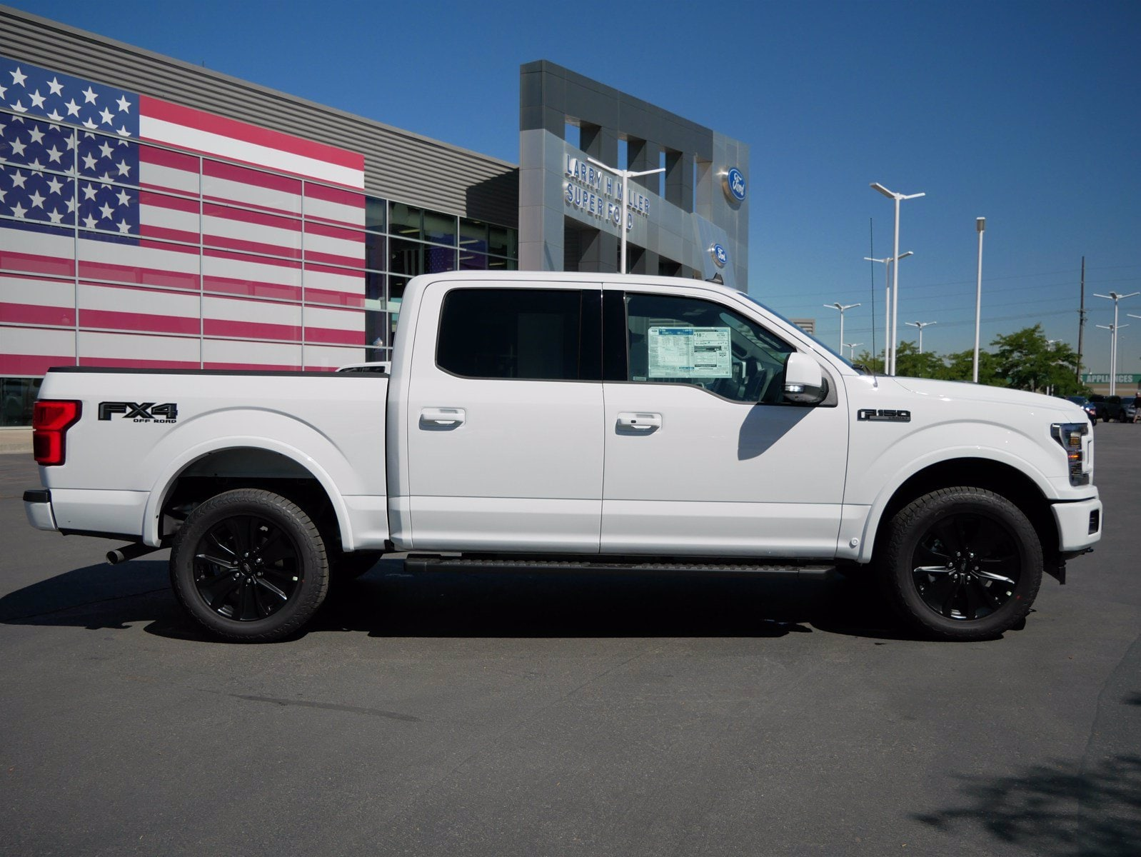 2020 Ford F-150 SuperCrew Cab 4x4, Pickup #85604 - photo 3