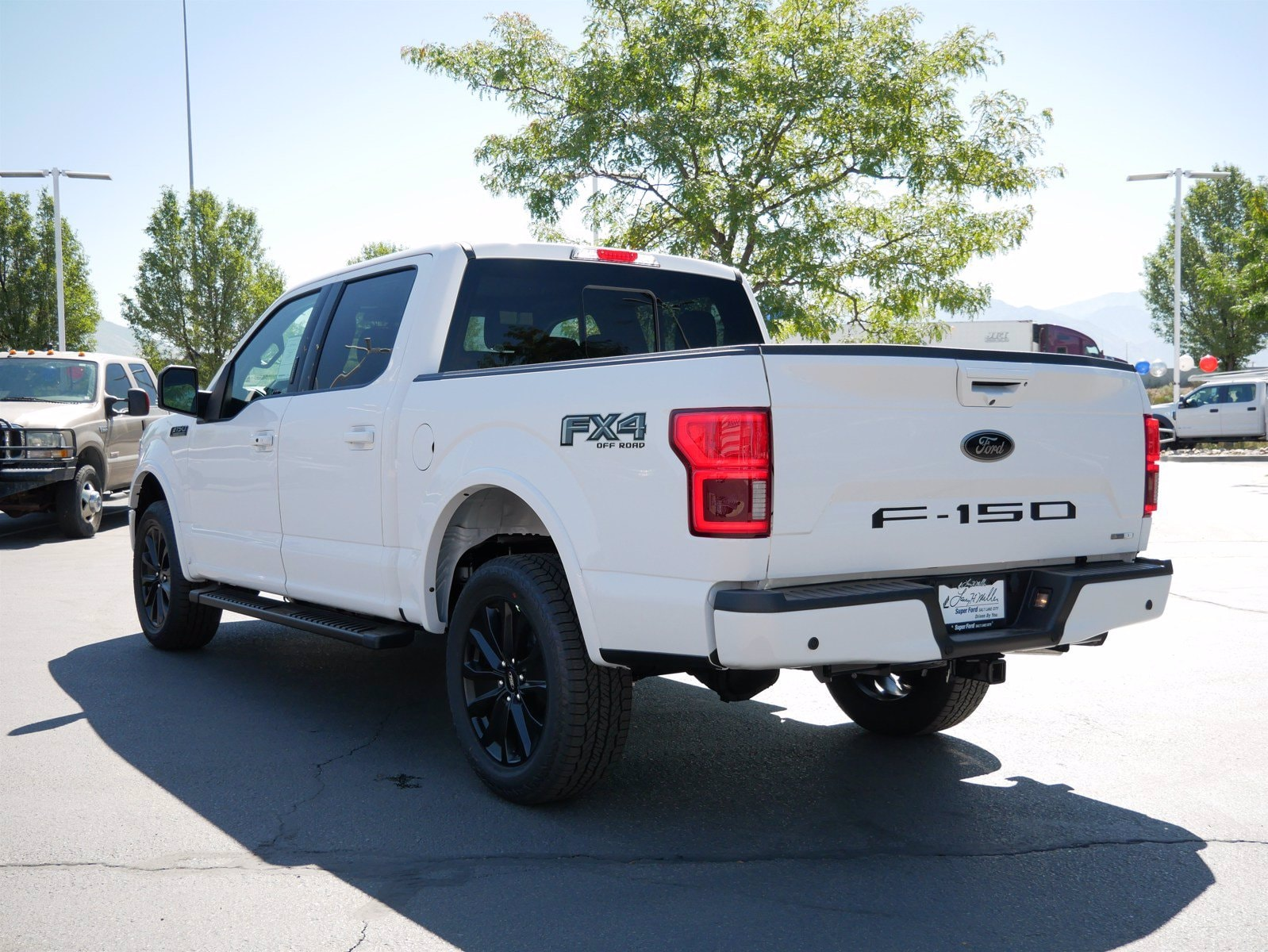 2020 Ford F-150 SuperCrew Cab 4x4, Pickup #85604 - photo 7