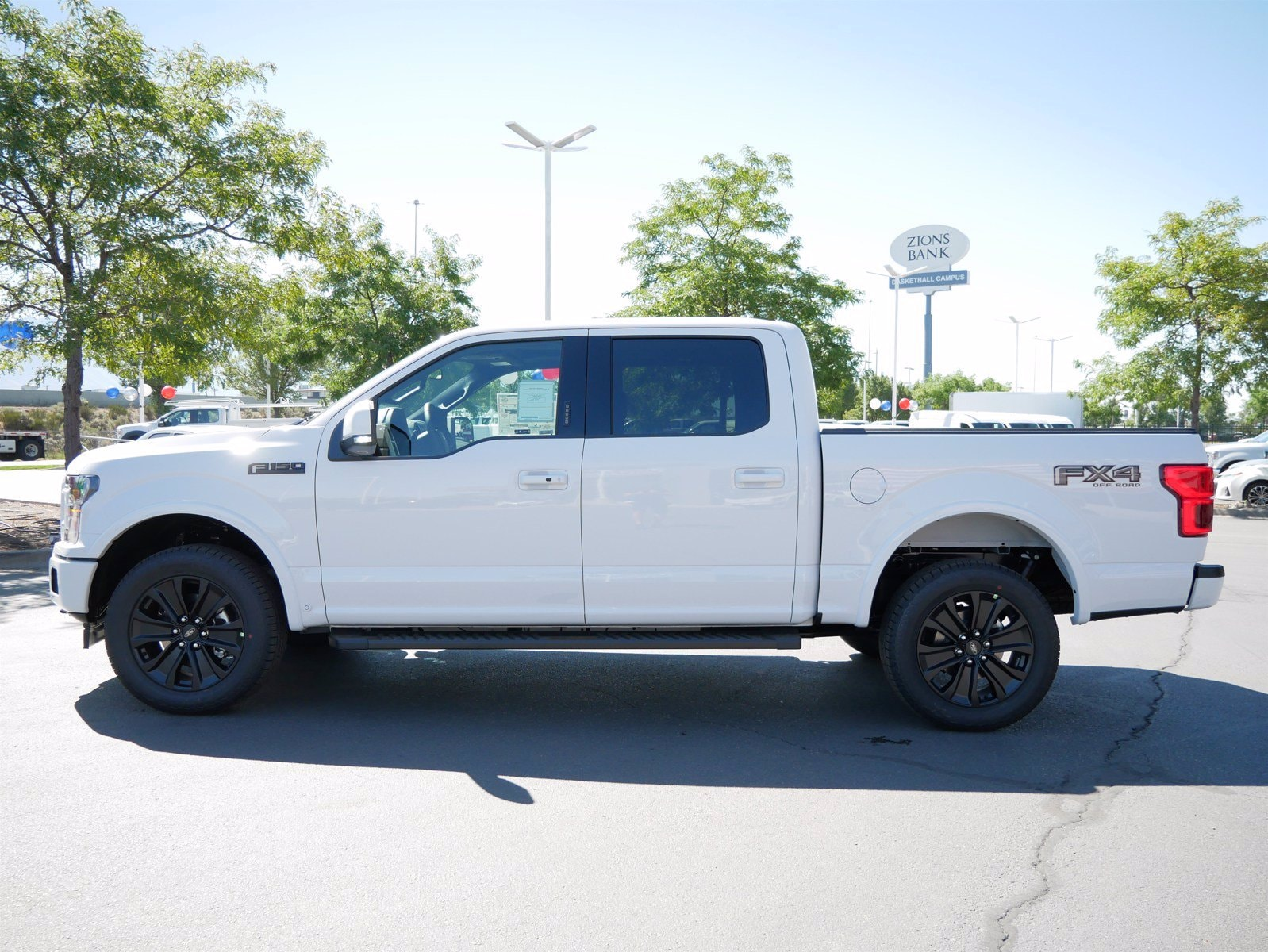 2020 Ford F-150 SuperCrew Cab 4x4, Pickup #85604 - photo 8