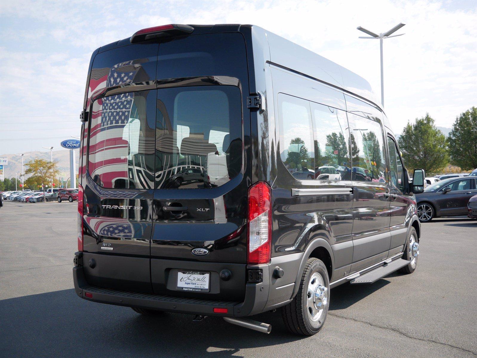 2020 Ford Transit 350 High Roof AWD, Passenger Wagon #85673 - photo 2