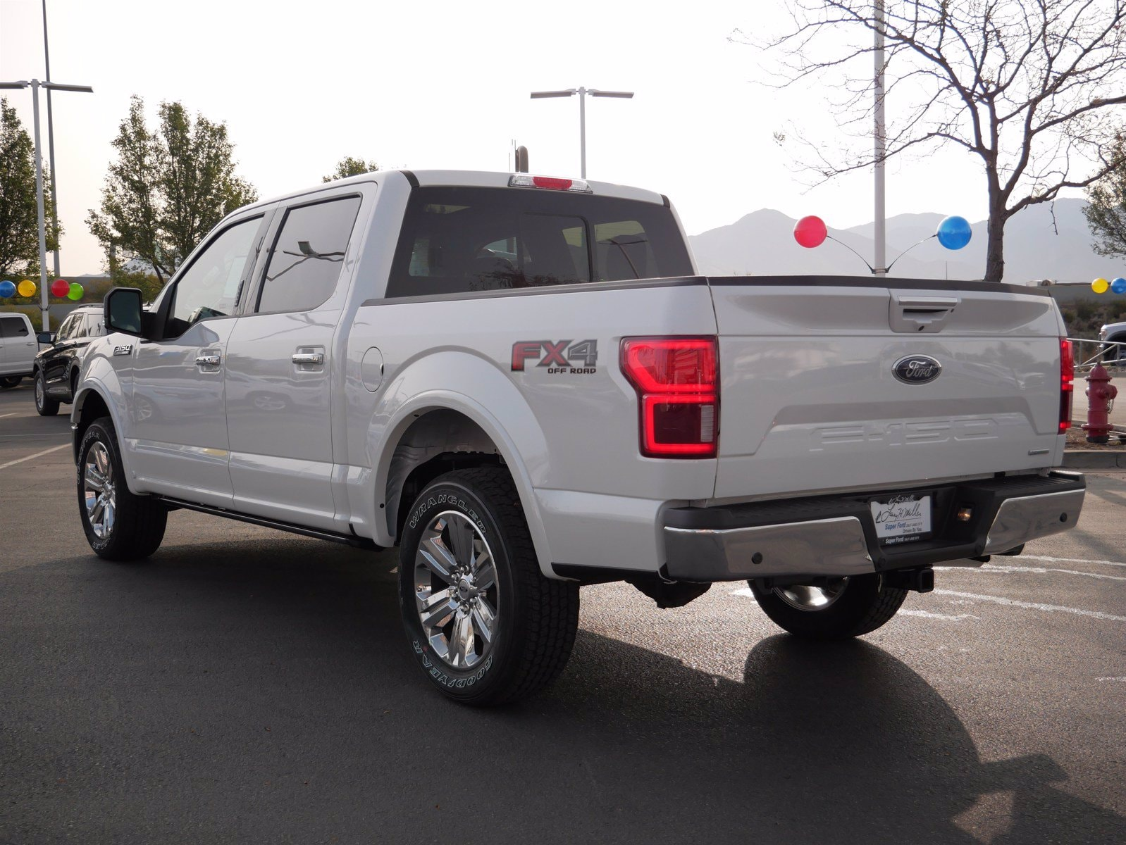 2020 Ford F-150 SuperCrew Cab 4x4, Pickup #85761 - photo 7