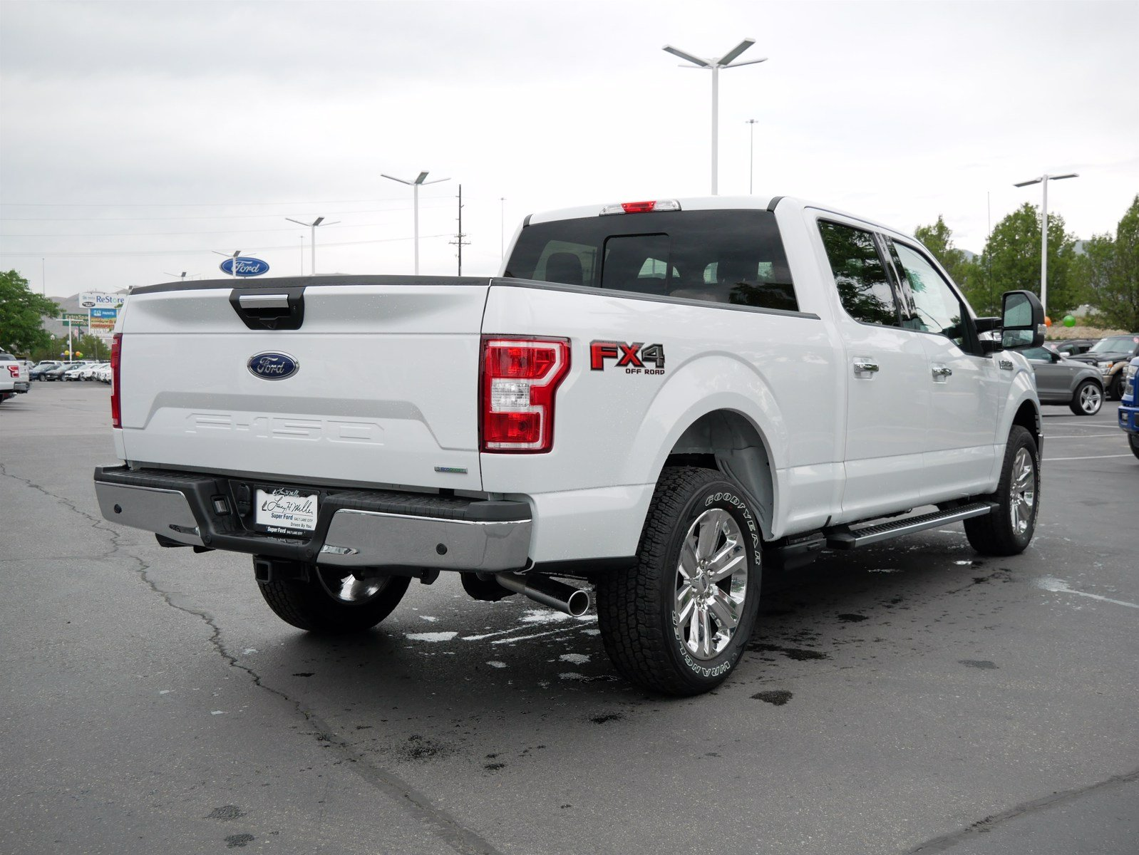 2020 F-150 SuperCrew Cab 4x4, Pickup #88058 - photo 1