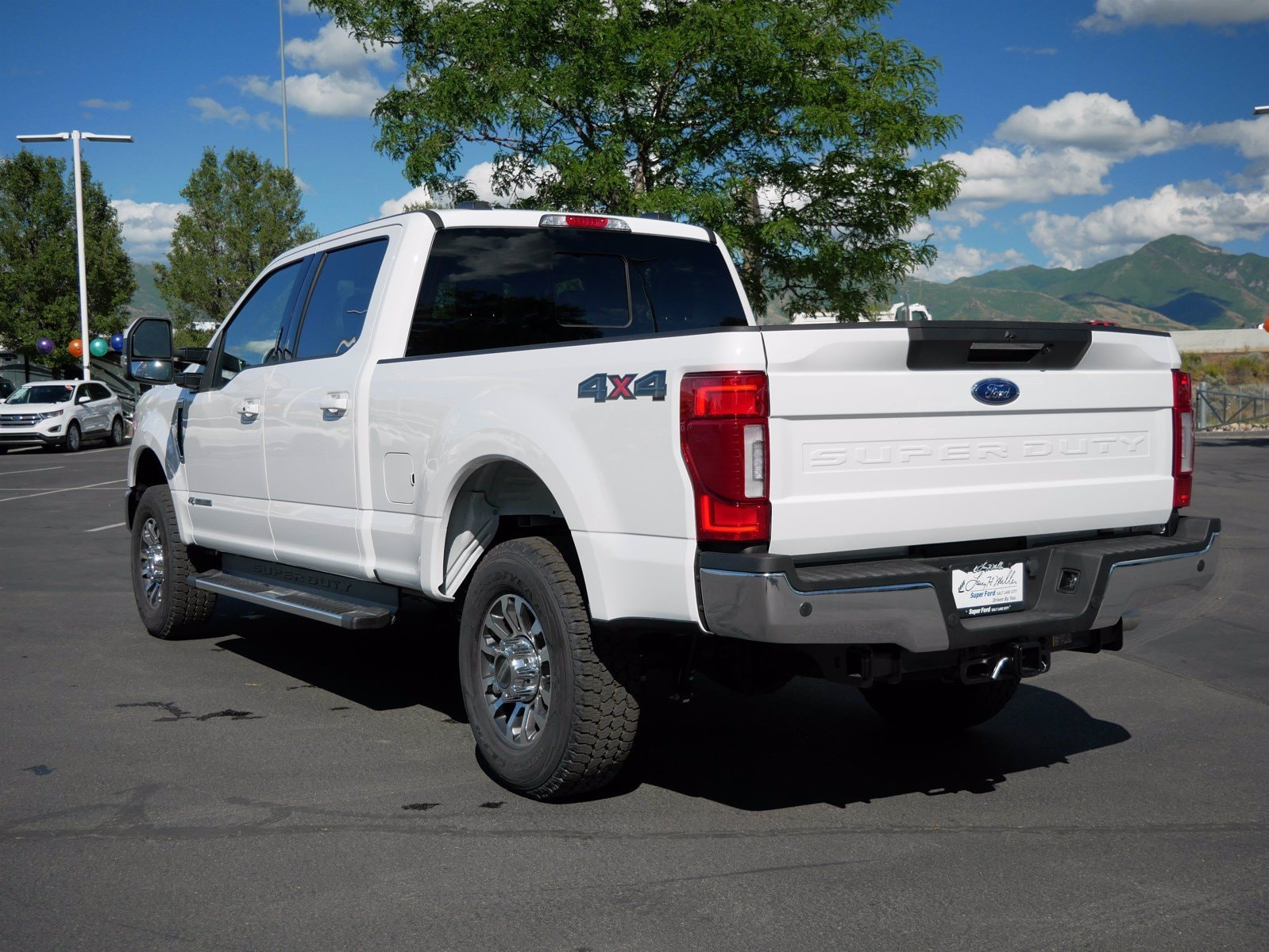 2020 Ford F-350 Crew Cab 4x4, Pickup #88096 - photo 7