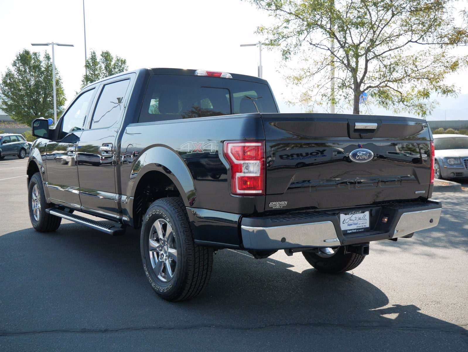 2020 Ford F-150 SuperCrew Cab 4x4, Pickup #88151 - photo 7