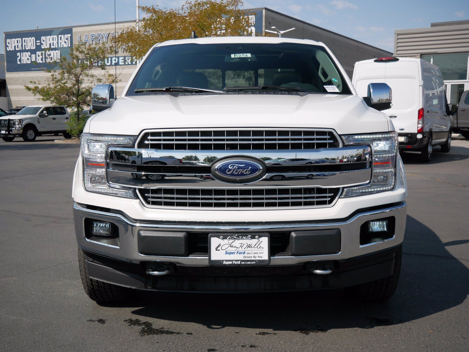 2020 Ford F-150 SuperCrew Cab 4x4, Pickup #88165 - photo 10