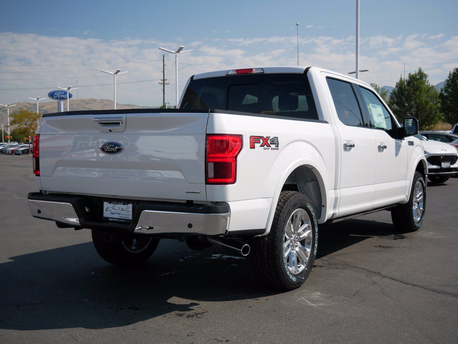 2020 Ford F-150 SuperCrew Cab 4x4, Pickup #88165 - photo 2