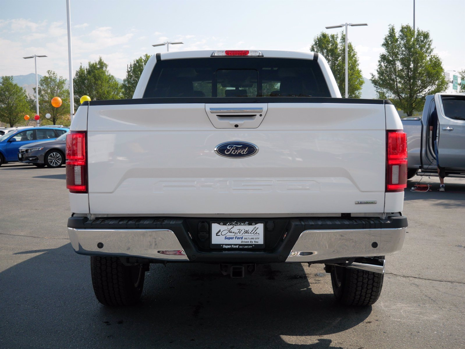 2020 Ford F-150 SuperCrew Cab 4x4, Pickup #88165 - photo 6