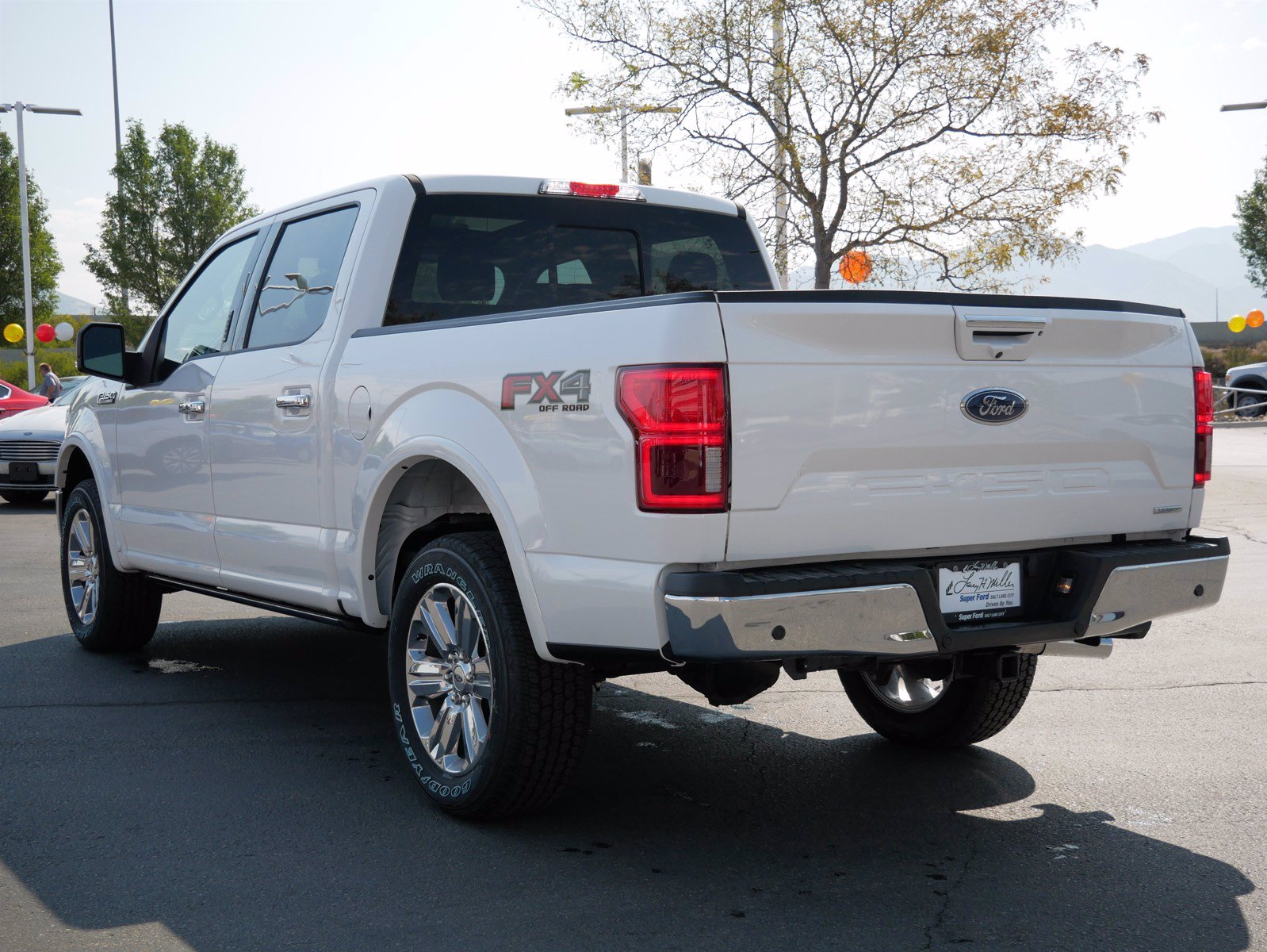 2020 Ford F-150 SuperCrew Cab 4x4, Pickup #88165 - photo 7