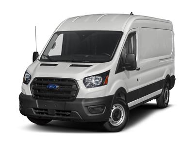 2020 Ford Transit 250 Med Roof AWD, Empty Cargo Van #63155 - photo 1