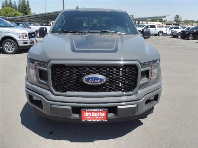 2018 F-150 SuperCrew Cab, Pickup #1C03836 - photo 3
