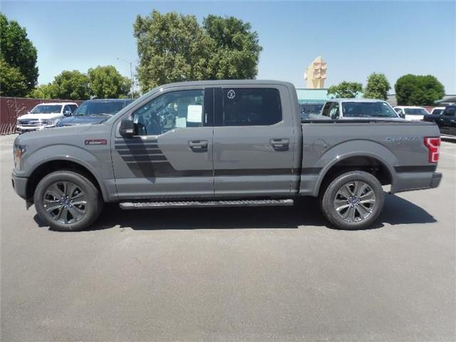 2018 F-150 SuperCrew Cab, Pickup #1C03836 - photo 4