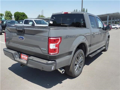 2018 F-150 SuperCrew Cab, Pickup #1C03836 - photo 2