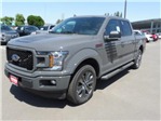 2018 F-150 SuperCrew Cab, Pickup #1C03836 - photo 1