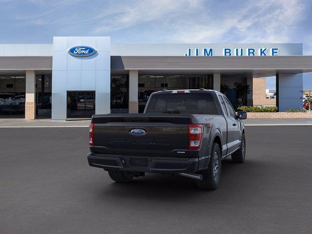 2021 Ford F-150 Super Cab 4x2, Pickup #1C22964 - photo 8