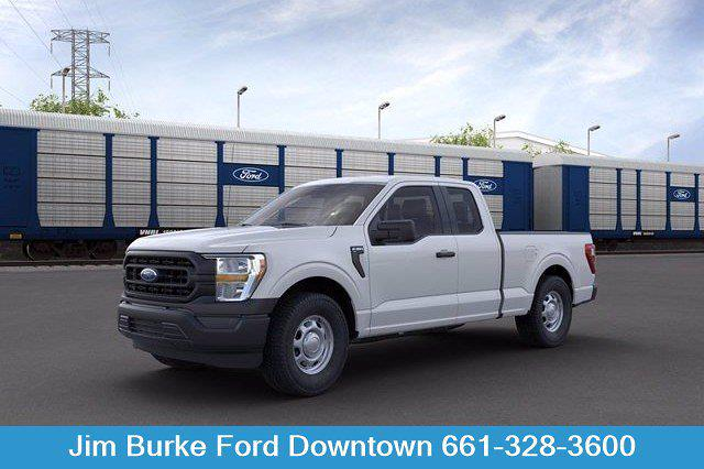 2021 Ford F-150 Super Cab 4x2, Pickup #1C33794 - photo 1