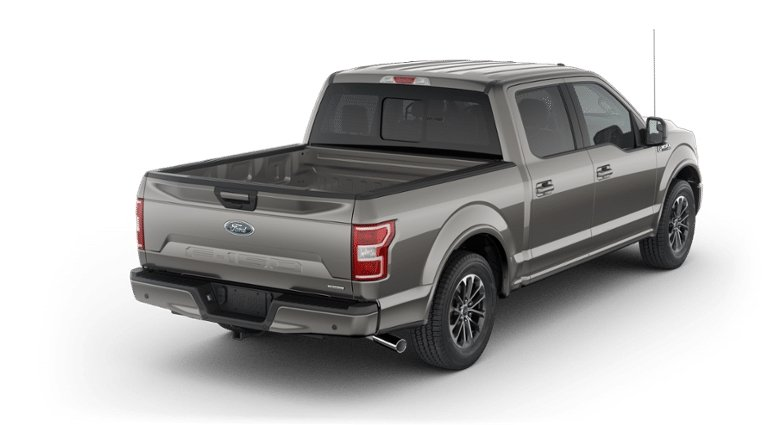 2018 F-150 SuperCrew Cab 4x2,  Pickup #1C49037 - photo 3