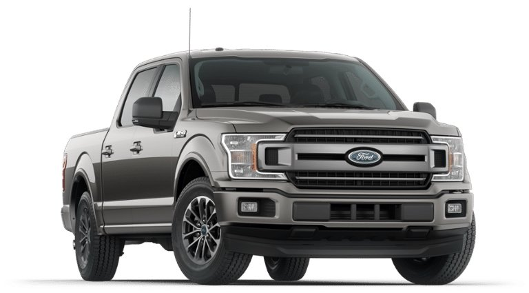 2018 F-150 SuperCrew Cab 4x2,  Pickup #1C49037 - photo 4