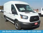 2018 Transit 150 Med Roof 4x2,  Empty Cargo Van #1C50974 - photo 1