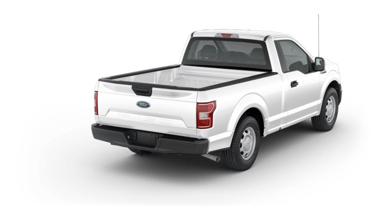 2018 F-150 Regular Cab 4x2,  Pickup #1C63166 - photo 3