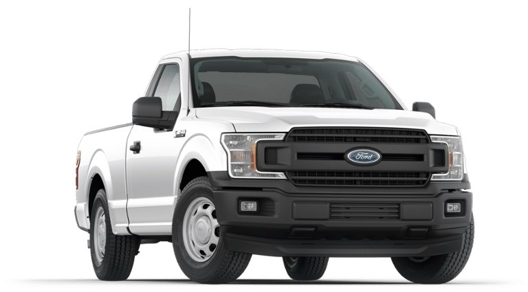 2018 F-150 Regular Cab 4x2,  Pickup #1C63166 - photo 4