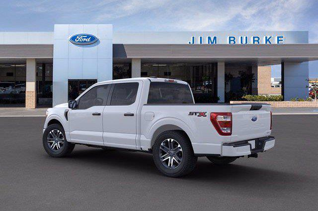 2021 Ford F-150 SuperCrew Cab 4x2, Pickup #1C79008 - photo 2