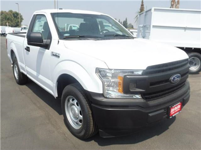 2018 F-150 Regular Cab 4x2,  Pickup #1C82243 - photo 1