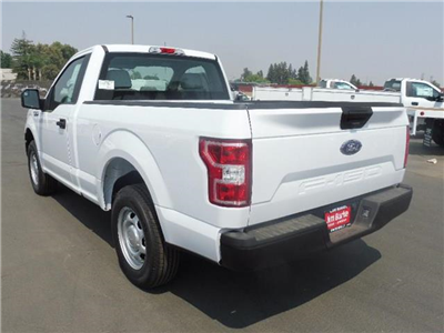 2018 F-150 Regular Cab 4x2,  Pickup #1C82243 - photo 2