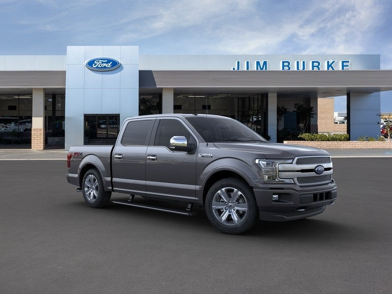 2019 Ford F-150 SuperCrew Cab 4x4, Pickup #1E01350 - photo 7