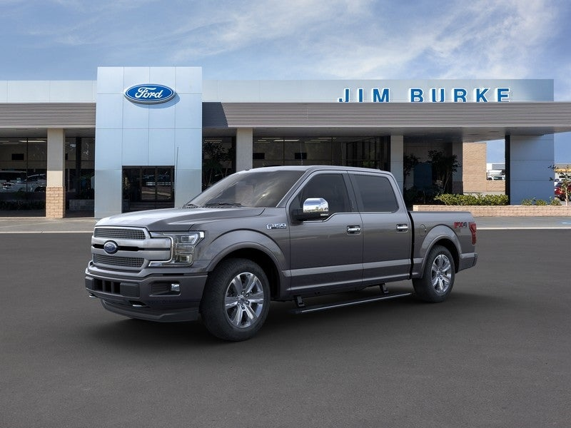 2019 Ford F-150 SuperCrew Cab 4x4, Pickup #1E01350 - photo 1
