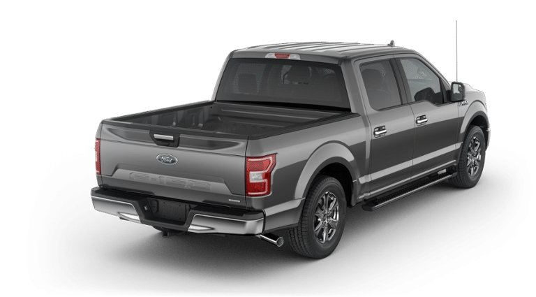 2018 F-150 SuperCrew Cab 4x4,  Pickup #1E06610 - photo 3