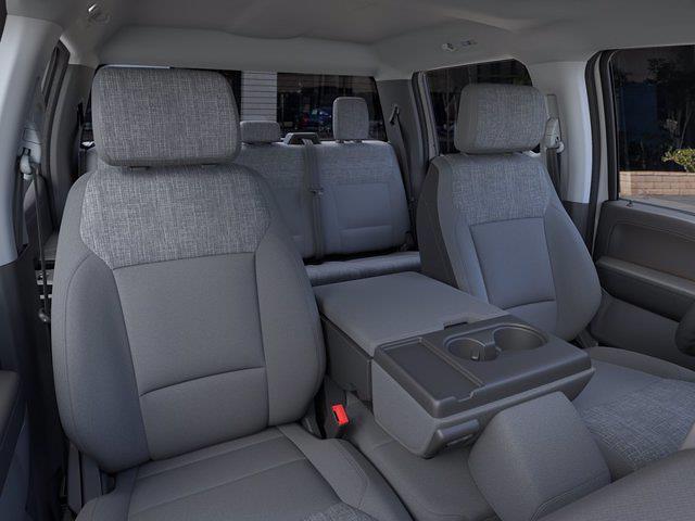 2021 Ford F-150 SuperCrew Cab 4x4, Pickup #1E07325 - photo 11