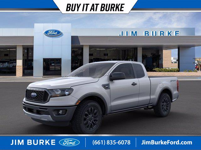 2021 Ford Ranger Super Cab 4x2, Pickup #1E10624 - photo 1