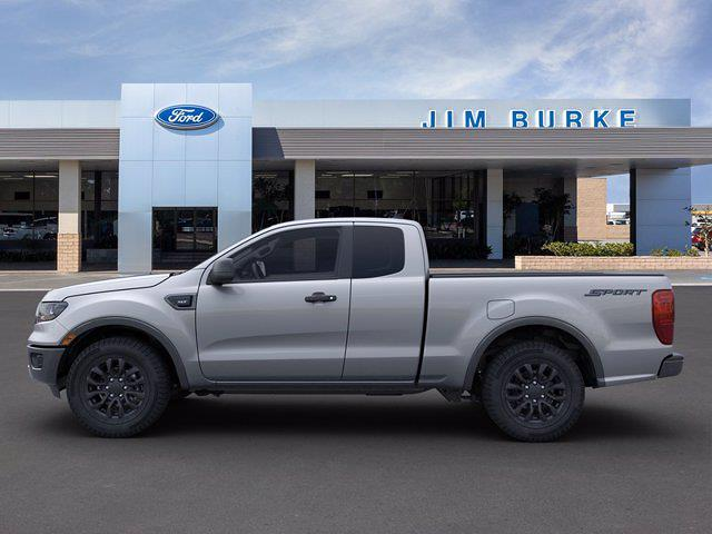 2021 Ford Ranger Super Cab 4x2, Pickup #1E10624 - photo 4