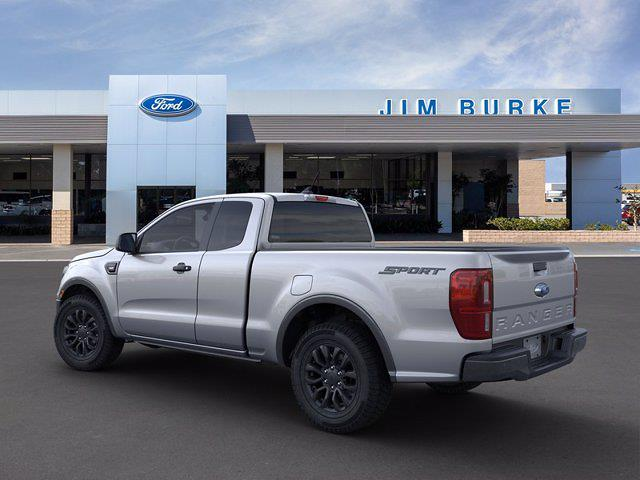 2021 Ford Ranger Super Cab 4x2, Pickup #1E10624 - photo 2
