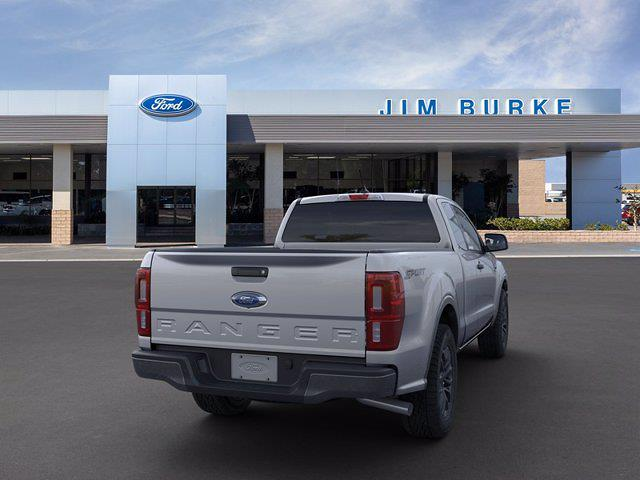 2021 Ford Ranger Super Cab 4x2, Pickup #1E10624 - photo 8