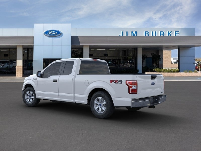 2020 Ford F-150 Super Cab 4x4, Pickup #1E17145 - photo 2