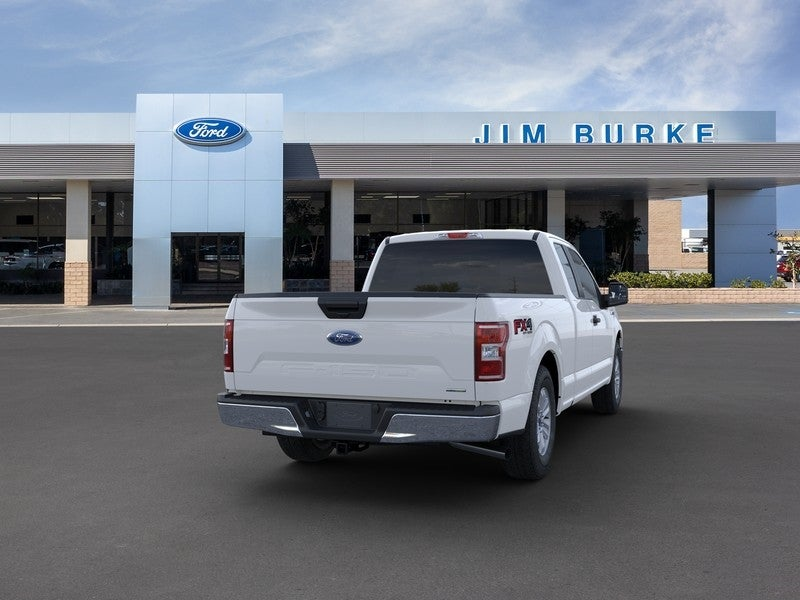 2020 Ford F-150 Super Cab 4x4, Pickup #1E17145 - photo 8