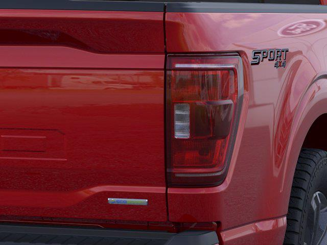 2021 Ford F-150 SuperCrew Cab 4x4, Pickup #1E17765 - photo 21