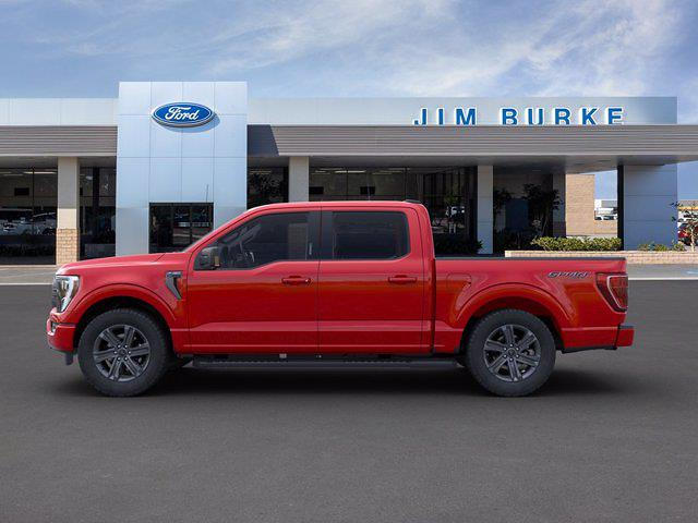2021 Ford F-150 SuperCrew Cab 4x4, Pickup #1E17765 - photo 4