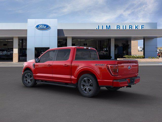 2021 Ford F-150 SuperCrew Cab 4x4, Pickup #1E17765 - photo 2