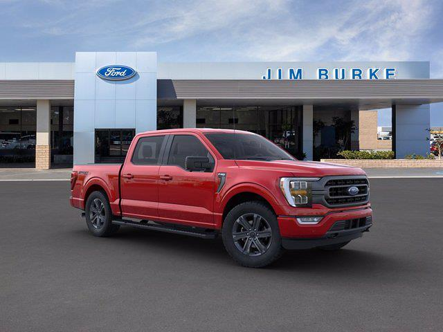 2021 Ford F-150 SuperCrew Cab 4x4, Pickup #1E17765 - photo 7