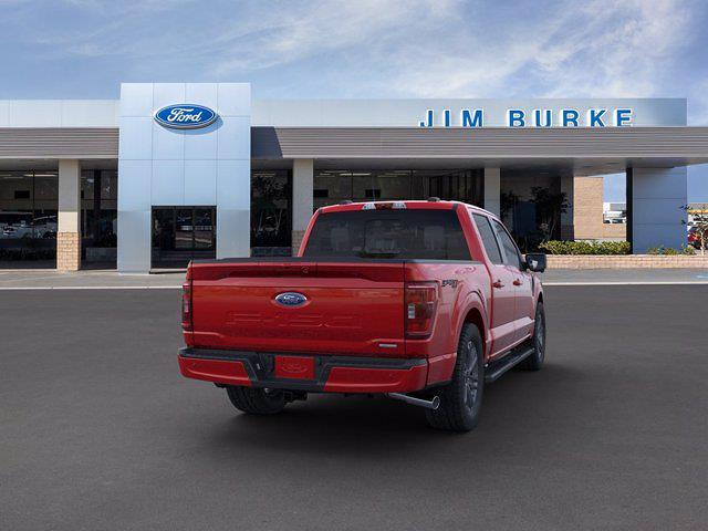 2021 Ford F-150 SuperCrew Cab 4x4, Pickup #1E17765 - photo 8