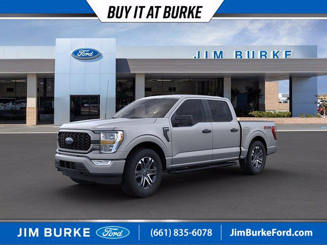 2021 Ford F-150 SuperCrew Cab 4x4, Pickup #1E17767 - photo 1